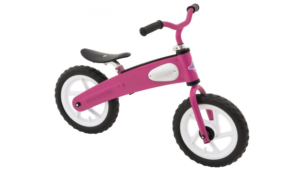 GIRLS BIKE (PINK & BLACK)