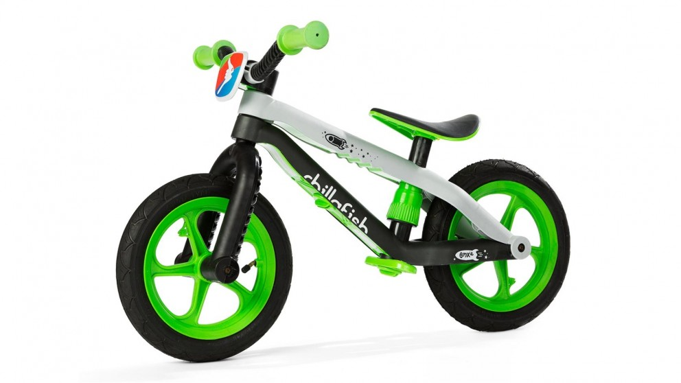 KIDS BIKE (GREEN & BLUE)