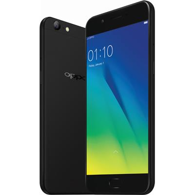 OPPO A57 HANDSET BLACK/ GOLD